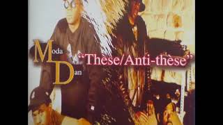 Moda & Dan - Thèse/Anti-Thèse - 1996 (ALBUM)