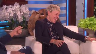Ellen's laughs and giggles