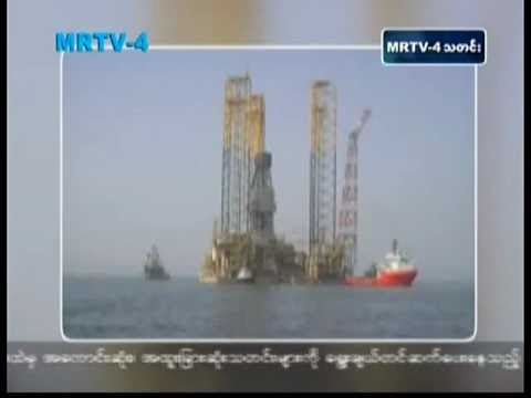 Offshore drilling for local and foreign companies in Myanmar