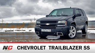 Chevrolet TrailBlazer SS / тест-драйв / Nice-Car.Ru