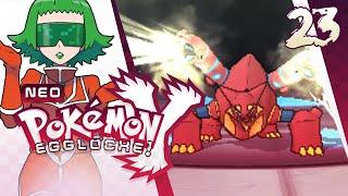 A VOLCANION!?   Pokemon Neo Y Egglocke w/ JayYTGamer - #23
