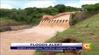 WARMA warns Garissa, Tana River residents of floods