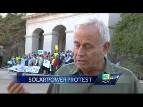 Utility companies seek to cut discounts for solar energy consumers