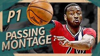 John Wall CRAZY Offense Passing Highlights 2016/2017 (Part 1) - The PERFECTION!