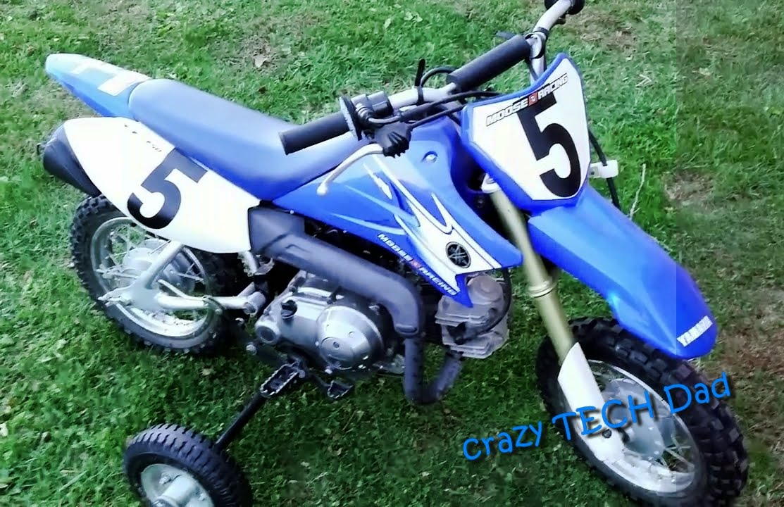 ez how to access or replace the battery on a yamaha ttr50 2012 TTR 110