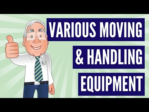 Various Moving & Handling Equipment