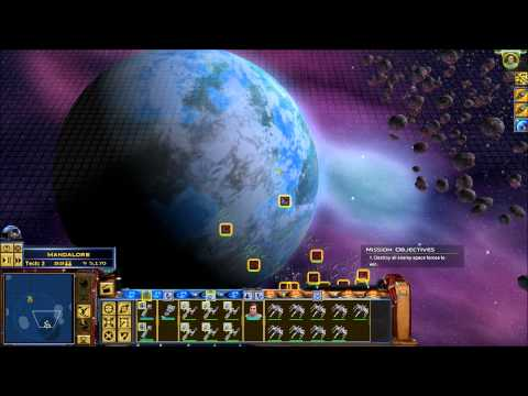 Star Wars Empire At War Forces Of Corruption : Rebellion (Space Defence) Part 3