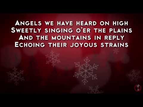 Pentatonix - Angels We Have Heard On High [HD Lyrics]
