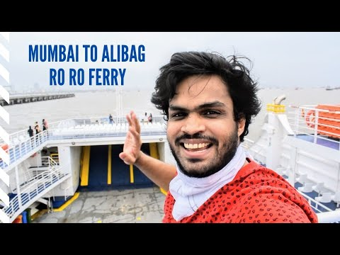 Mumbai to Alibaug RO RO Ferry | Mumbai to Alibaug by Boat with Car | M2M Ferries