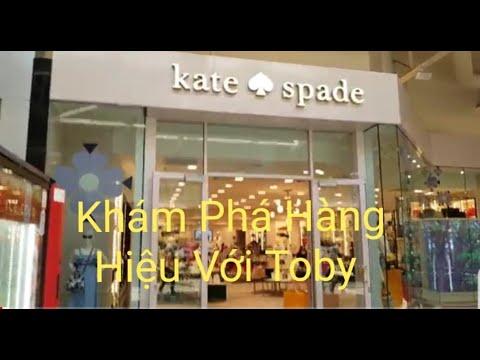 Review Kate Spade Store bags 2019  ( Khám phá hàng hiệu Kate spade  siêu đẹp )