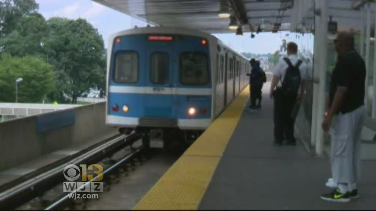 Entire Baltimore Metro system to close for a month for emergency repairs