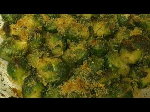 Recipe: Breaded Brussels Sprouts