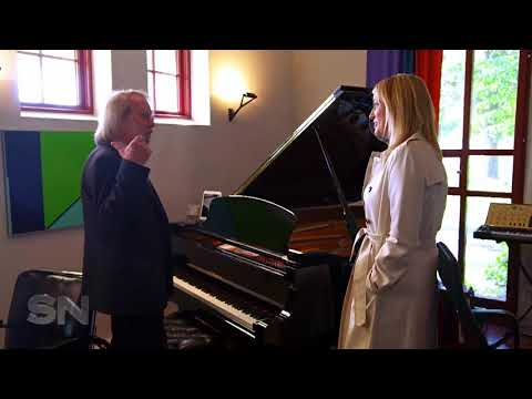 Benny Andersson interview Sunday night The Piano Museum