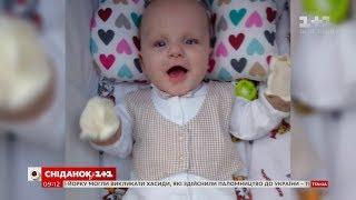 Жителька Дніпра Анастасія подякувала людям, які допомогли зібрати кошти на лікування синочка