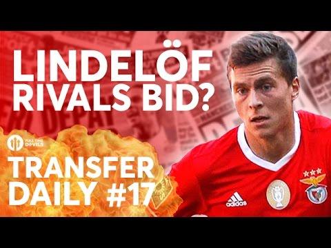 Lindelöf, Sean Goss, Romero No Loan | Manchester United Transfer News | Transfer Daily #17