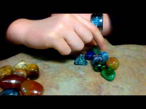 Gemstone Collection - Common Names Challenge!