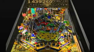 Pro Pinball Big Race USA (2000) Sony PlayStation 1 (PS1) Intro & Gameplay