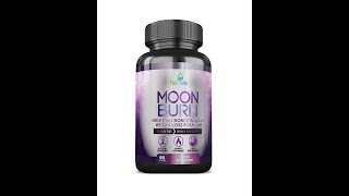 MoonBurn Burn Fat While You Sleep Weight Loss Pills for Women and Men DIET