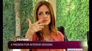 Designer Zarine Khan & family in the world of interior designing - Signature Designs – Episode 1