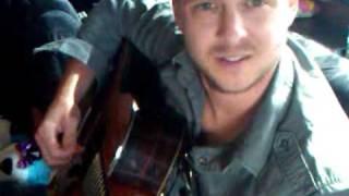Ryan Tedder Plays Guitar on the Bus   Behind the Scenes   OneRepublic