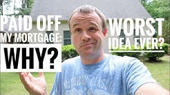 Why I Paid Off My $400K Mortgage