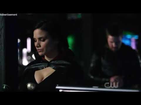 Arrow 6x16/Oliver talks to Nyssa/Nyssa talks to Felicity thumbnail