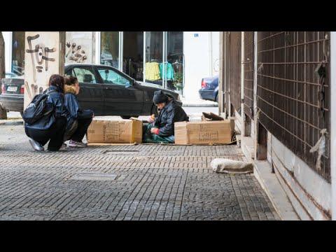 Greek debt crisis worsens local poverty