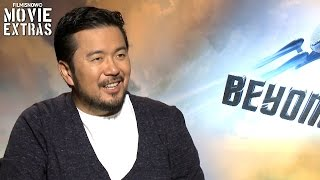 Justin Lin 'Director' Talks About Star Trek Beyond (2016)
