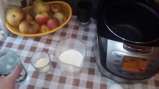 Как приготовить манную кашу в мультиварке