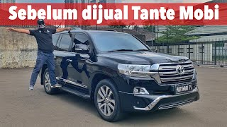 Toyota Land Cruiser 200   TIDAK ADA LAWAN