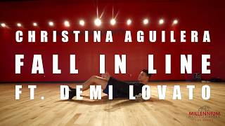 Pop Up Class | Howard Johnson | Christina Aguilera - Fall in Line ft. Demi Lovato Video