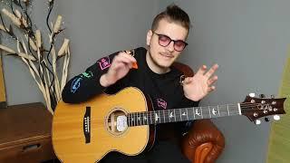 Mario Fresh - Srac inima mea Tutorial chitara