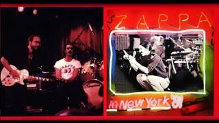 Frank Zappa - Clownz On Velvet - The Ritz (1981) FM