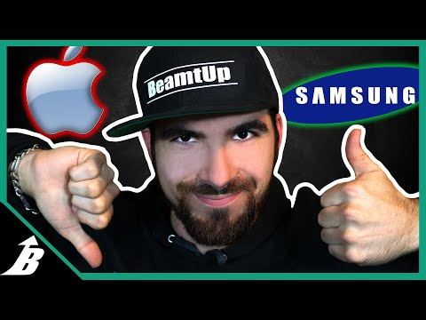 Reasons Samsung Is BETTER than Apple