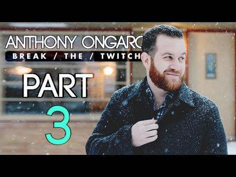 """""""Minimize Distraction, Show up Every Day"""" Break the Twitch w/ Anthony Ongaro 