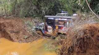 Borneo Safari 2014 - To go where no man has gone...