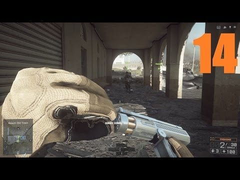 [Part 14] Battlefield 4 Single Player Campaign Gameplay Walkthrough (BF4 Campaign Gameplay)