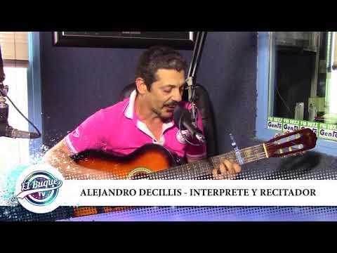 ENCUENTRO EN LA RADIO -ALEJANDRO DECILLIS - EL BUQUE TV URUGUAY