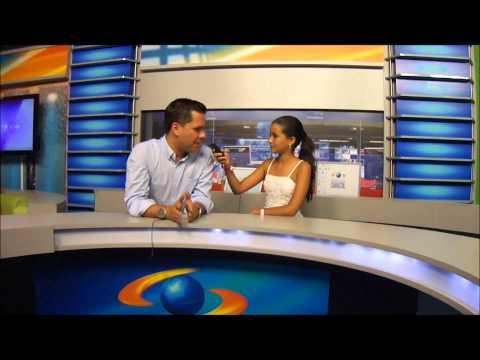 Cristina Amortegui - Entrevista a Luis Carlos Velez