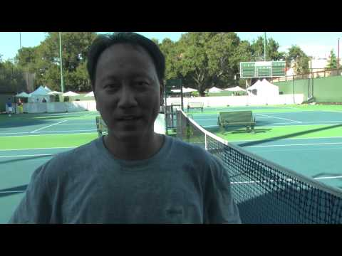2012- Michael Chang Interview