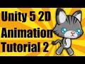 Unity 5 2d Animation Tutorial - Part 2