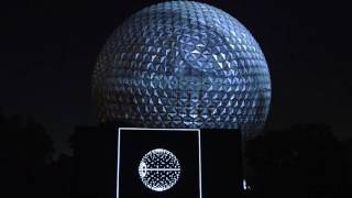 Spaceship Earth transforms into the Death Star
