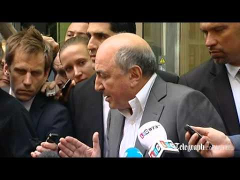 Boris Berezovsky: Vladimir Putin himself could have written this judgement