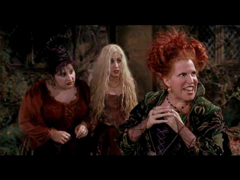 10 reasons why 'Hocus Pocus' is the best Halloween movie of all time