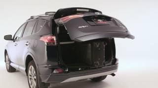 Know Your Toyota: Touchless Power Back Door system