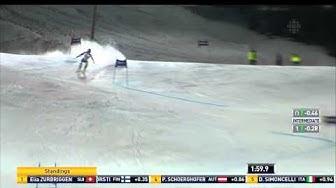 Marcus Sandell - FIS Alpine Ski race 2
