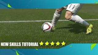FIFA 16 New Skills Tutorial | Xbox & Playstation | HD 1080p