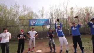 Чемпионат УдГУ по бейсболу 2014