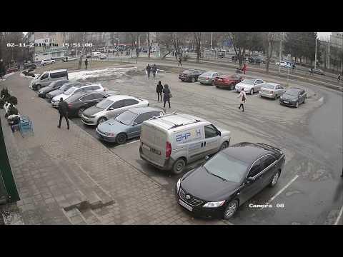 Смотреть ДТП Вінниця 600-річчя 11.02.2019 онлайн