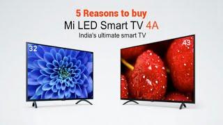 Mi tv 4a pro 43 inch bluetooth support video clip
